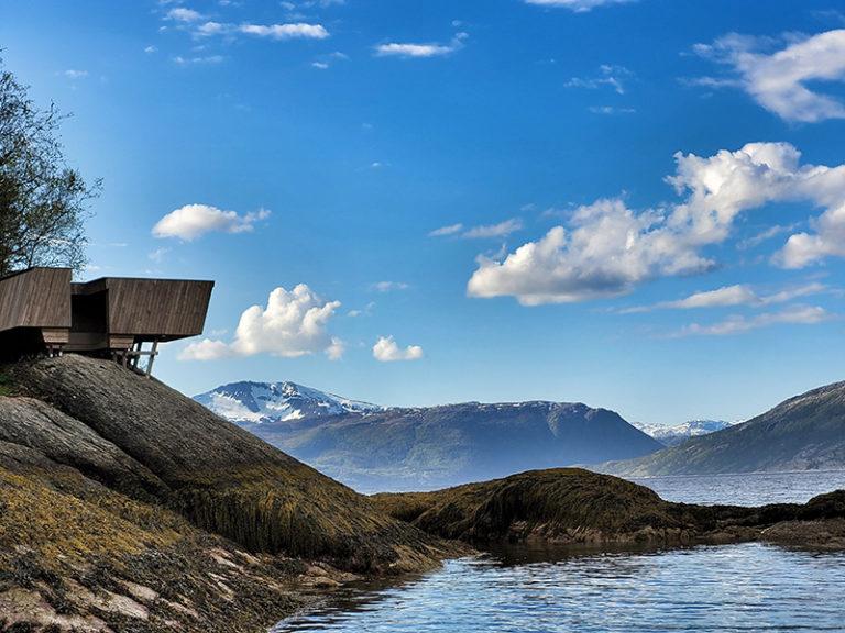 Utsiktspunkt Lomsdal - Visten Nasjonalpark