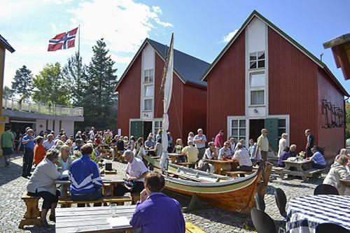 Arrangementer i Veldjord, Nordland - Sesongåpning